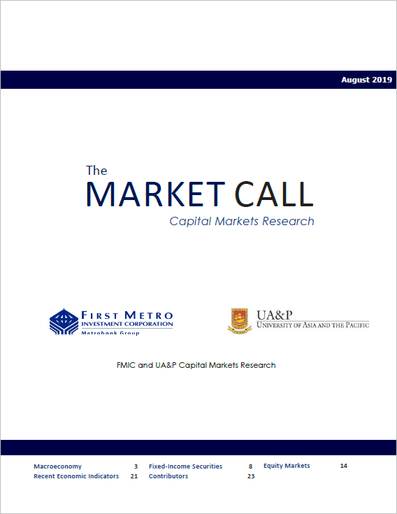 The Market Call | August 2019